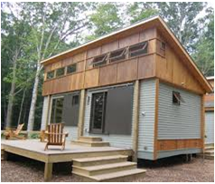Tiny House Project Fundraiser Co Housing Initiatives